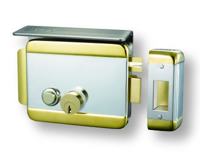 AX048 Electric Lock(Gold plating)SNGP